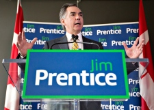 Jim Prentice announces Alberta PC leadership bid