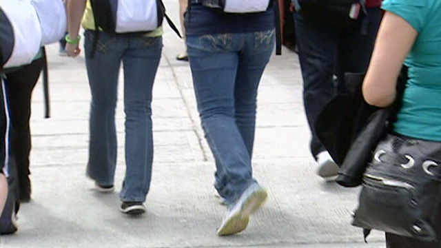 The experts say you should wash your blue jeans as little as possible