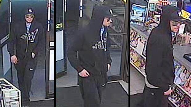 Spruce Grove robbery