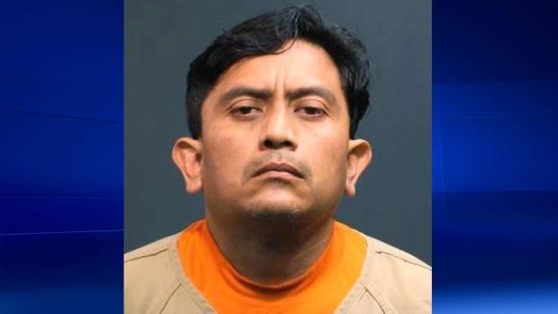 41-year-old Isidro Garcia