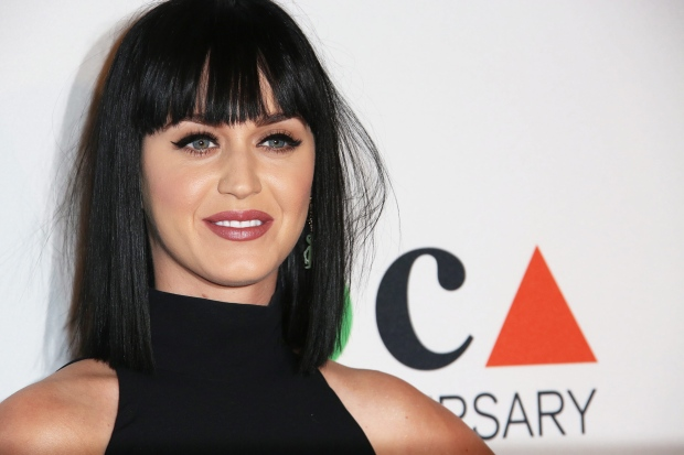 Katy Perry at MOCA Gala