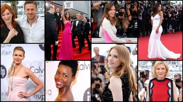 <b>25 Photos: On the red carpet in Cannes</b>
