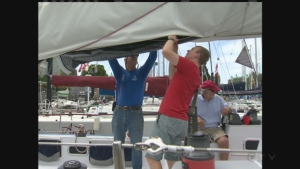 Swiftsure gets underway at Clover Point with a pancake breakfast Saturday, May 25, starting at 8 a.m. (CTV Vancouver Island)