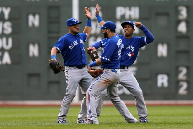 Blue Jays first place