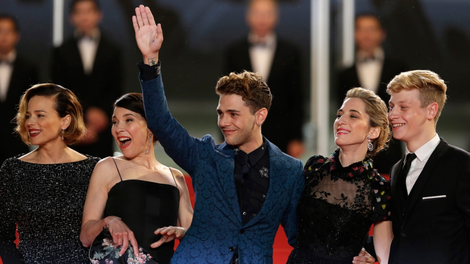 Xavier Dolan says Palme dOr win would be for my