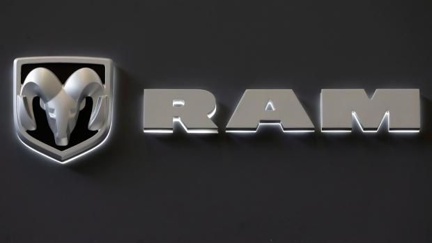 Dodge Ram truck logo