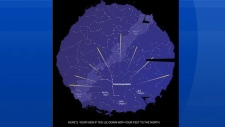 Camelopardalids Meteor Showers May 24/14