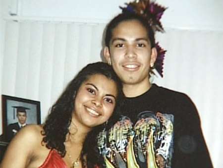 Freddy Villanueva, right, is seen in this undated family photo. He was reportedly shot and killed by Montreal police on Saturday, Aug. 9, 2008.