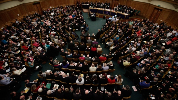Church of England General Synod in 2012