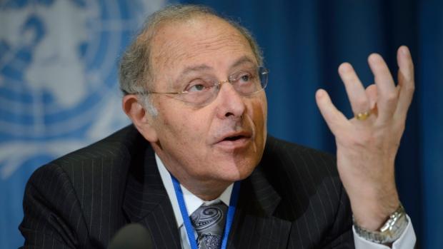 UN Claudio Grossman