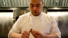 Chef David Chang says Toronto could become the next hot spot for culinary tourism. (AP / Seth Wenig)