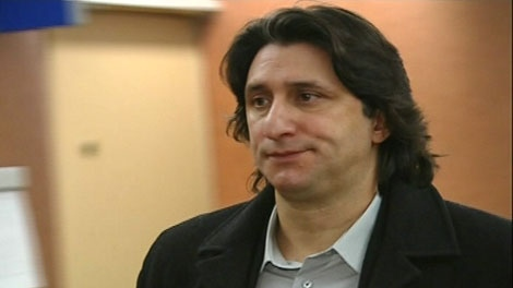 Tony Conte is on trial for drug trafficking charges.