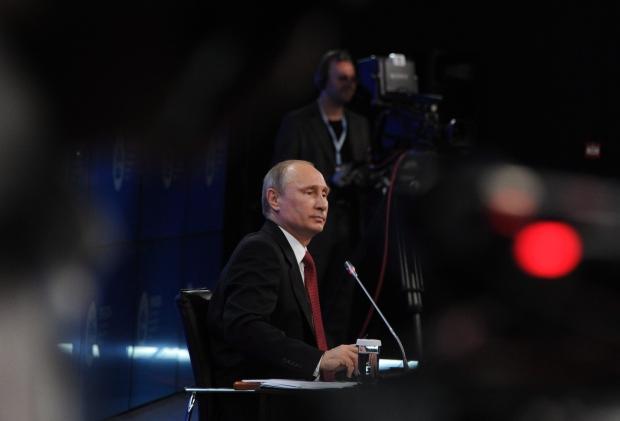 Putin in Russia