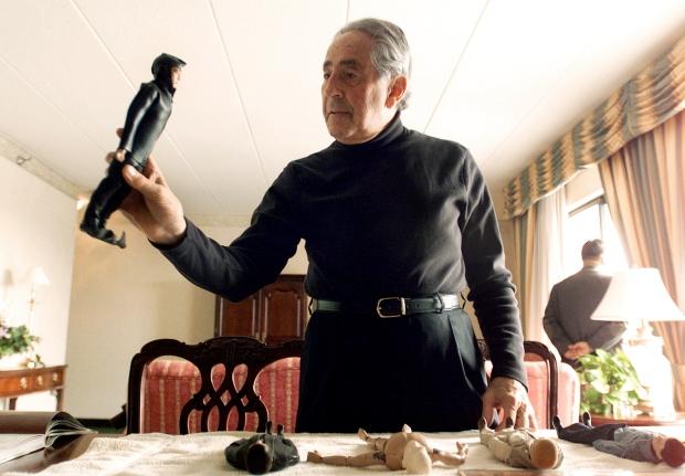 G.I. Joe creator Don Levine dies at 86