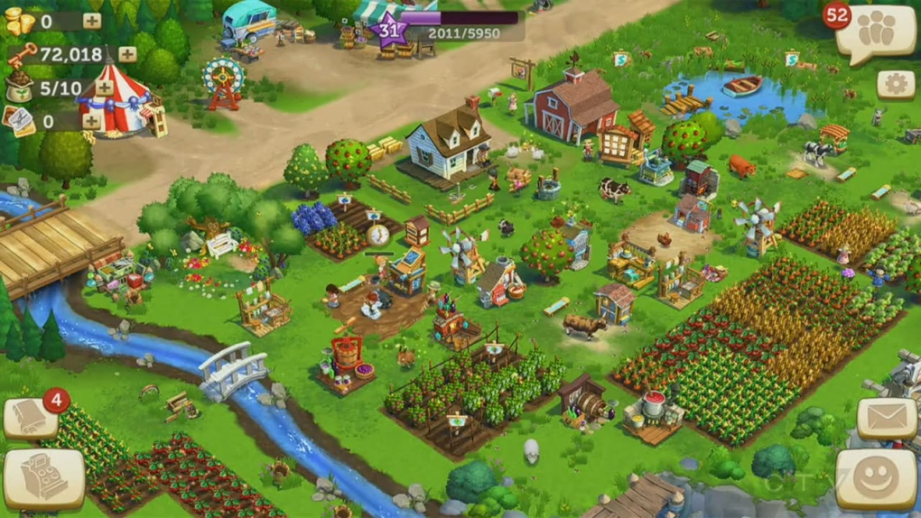 App Central, May 24: Family Guy, FarmVille 2, NYT Now | CTV