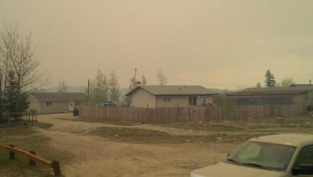 Crews battling Sask. forest fire hope rain will help extinguish blaze