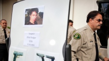Suspect in Calif. shooting