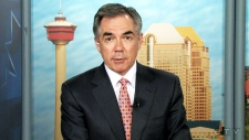 Jim Prentice on CTV's Question Period