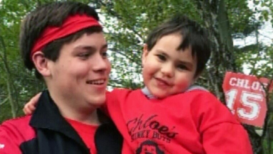 5-year-old battling cancer captures hearts of team