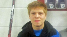 The body of 17-year-old Kelly Allary was discovered Saturday, two weeks after his disappearance.