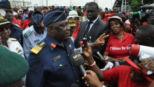 Nigeria says it knows location of abducted girls