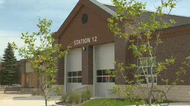 Winnipeg fire stations
