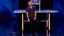 Britain's Got Talent: Watch as Canadian advances