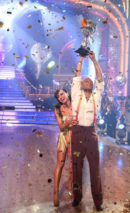 Dancing with the Stars winner, DWTS, J.R. Martinez