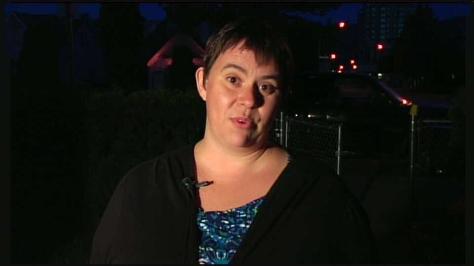 B.C. teacher Genevieve Hawtree speaks to CTV's Canada AM from Kelowna, B.C., on Tuesday, May 27, 2014.