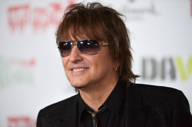 Richie Sambora in Los Angeles