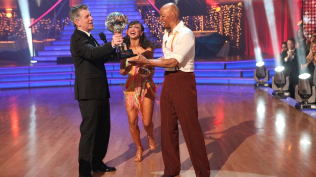 Dancing with the Stars winner, DWTS, J.R. Martinez