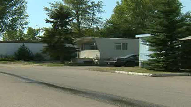 The City of Calgary says they have notified the residents of the Midfield Mobile Home Park that they have three years to find another place to live.