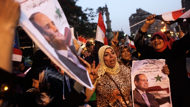 Egypt extends presidential election extra day, hop