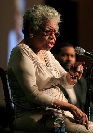 Maya Angelou - DE crop