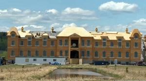 Massive house, multi-million dollar family home, H