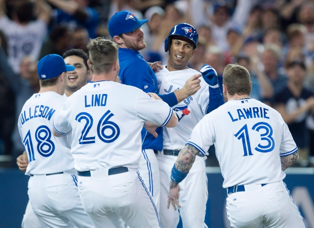 Blue Jays win 9th straight