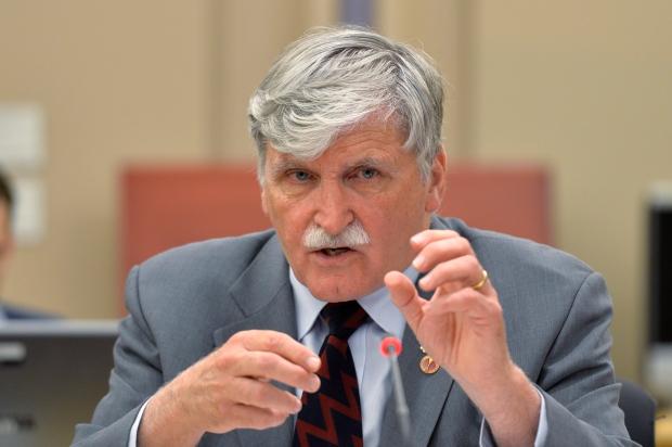 Liberal Sen. Romeo Dallaire