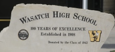 Wasatch High School altered yearbook photos