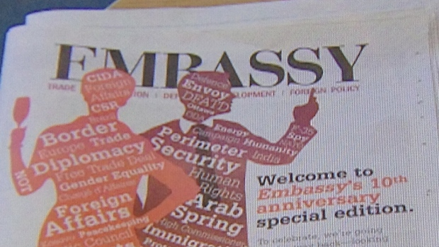 Embassy Newsweekly marks 10 years of news coverage