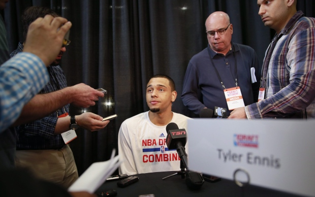 Tyler Ennis from Syracuse