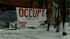 occupy fredericton