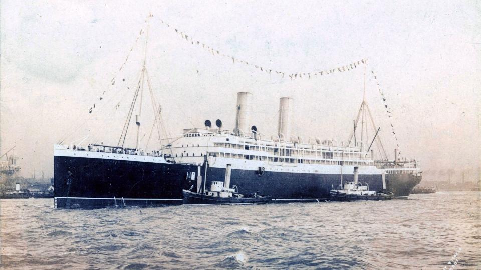 Rms Titanic Underwater