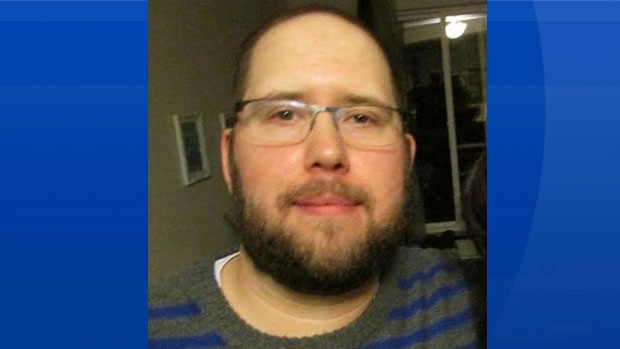 Marty Leger, 30, failed to return home from a mountain biking excursion in the Halifax area. (RCMP)