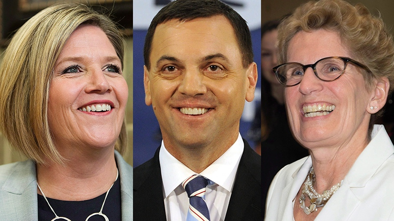 Ontario Election Leaders Debate