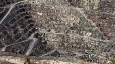 tories shutdown asbestos mine