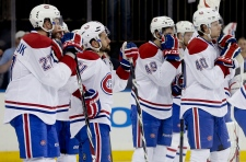 Montreal Canadiens eliminated from NHL playoffs
