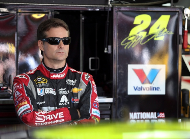 NASCAR champ Jeff Gordon could retire