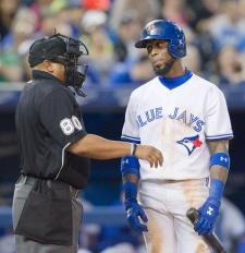 Toronto Blue Jays' Jose Reyes
