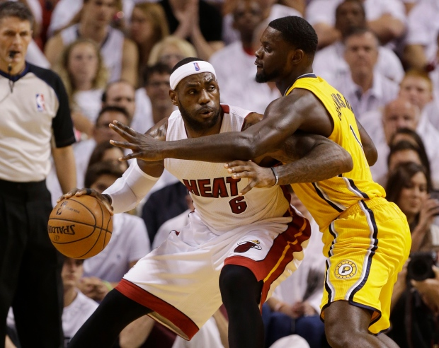 Heat off to NBA Finals for 4th straight year after Game 6 victory | CTV News