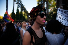 Cyprus' first gay pride parade
